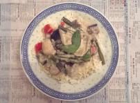 Homemade Thai Green Curry