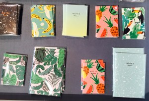 Notebooks from Pick Me Up Festival