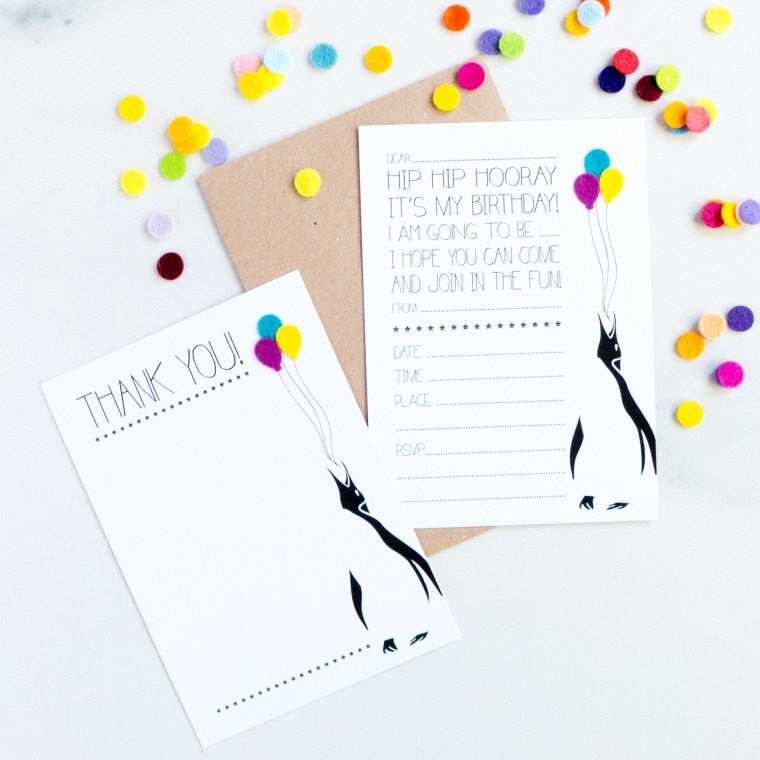 noths-party-penguin-invitations-notes