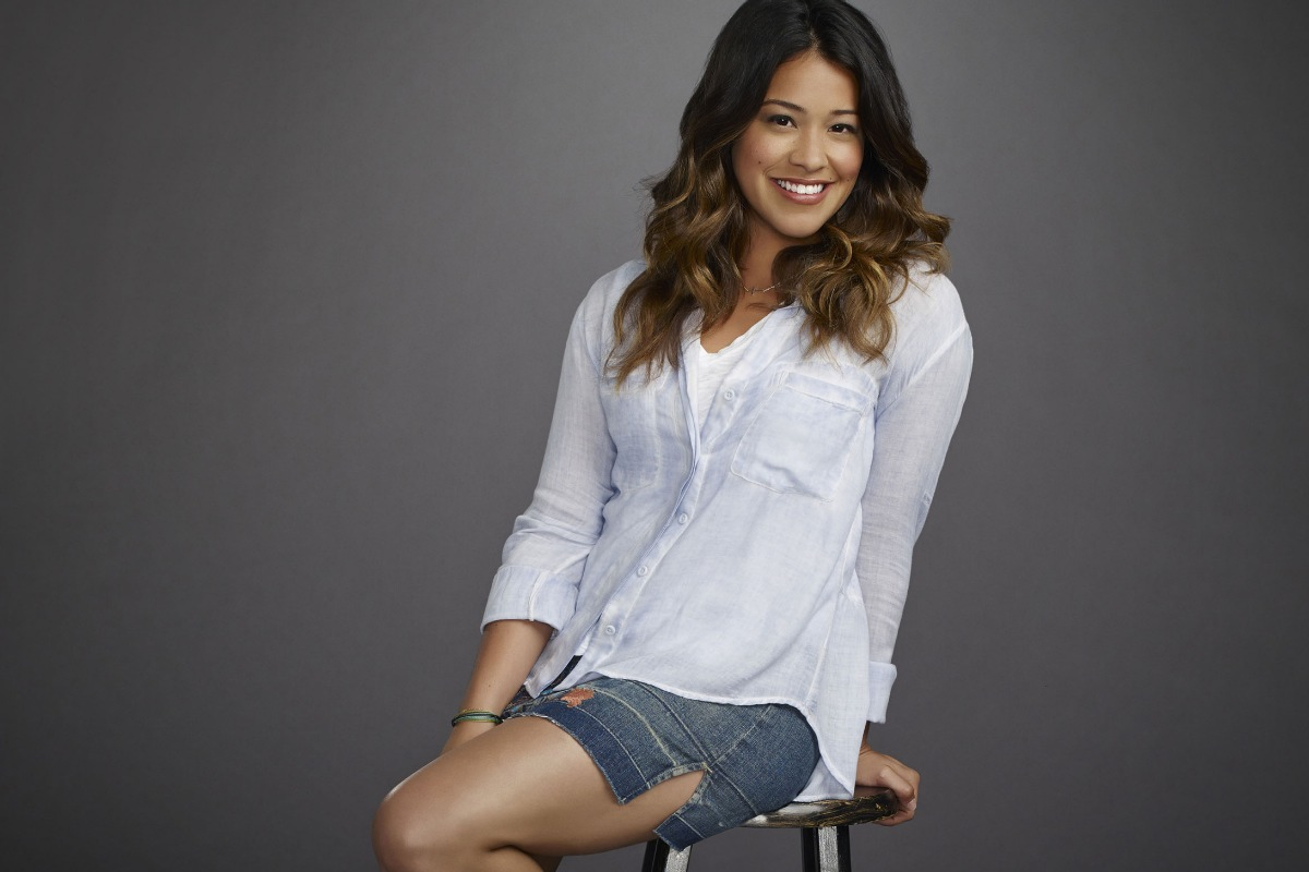 Gina Rodriguez Just Made Us Love Her Even More With This