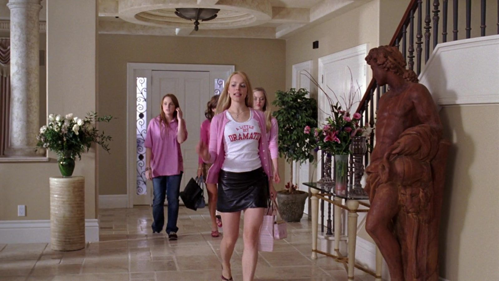 Want to live in Regina Georges Mean Girls mansion