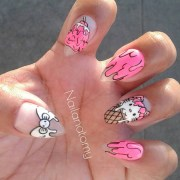 nails of day kitty ice