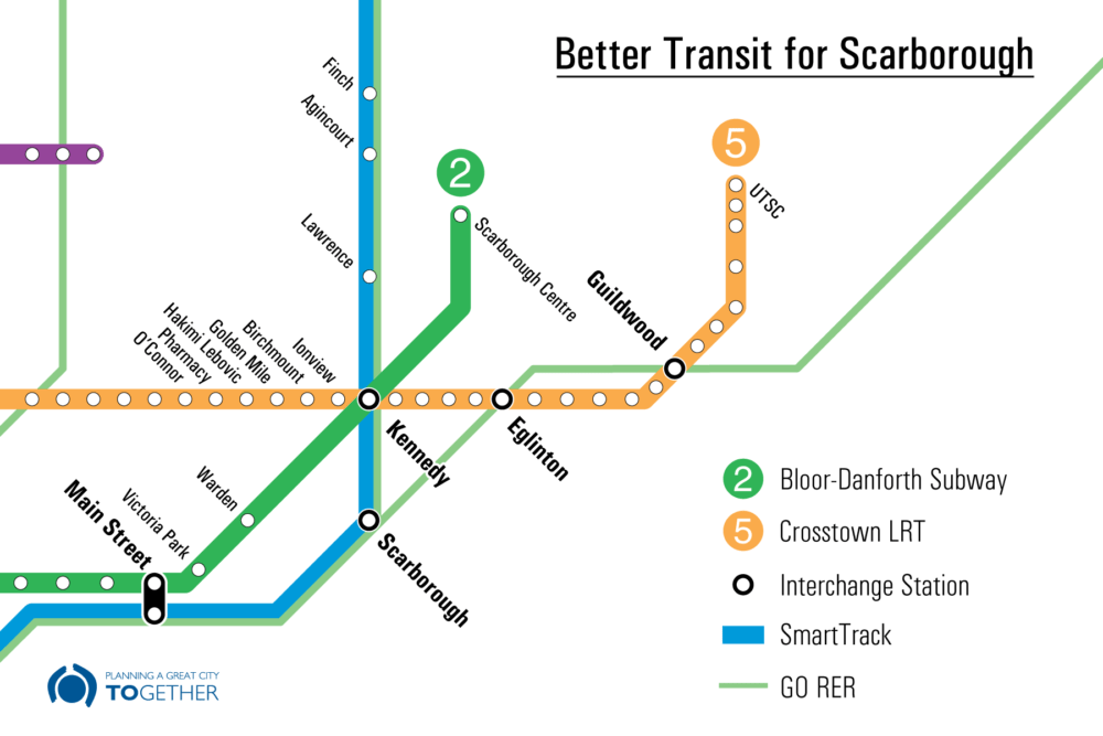 Eglinton Subway Map.Opinion What Doug Ford S Ttc Subway Take Over Could Mean For
