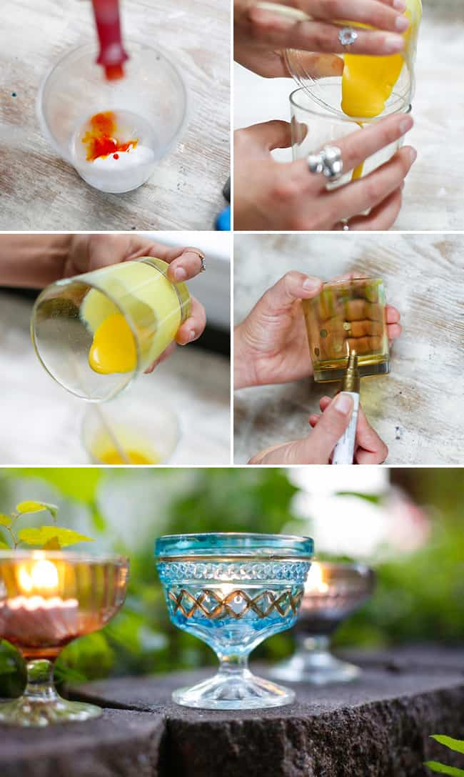 Recycled Glass Votives | Hello Glow