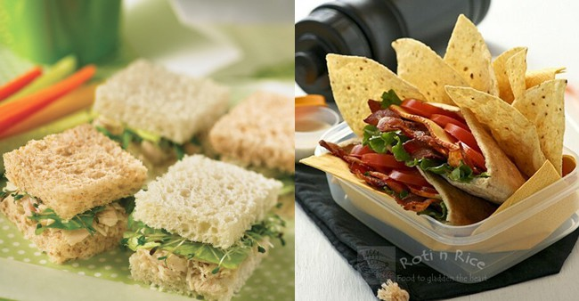 45 Delicious Lunch Recipes