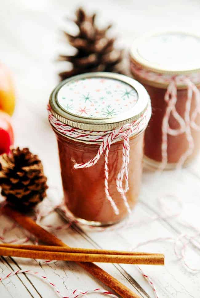 Slow Cooker Apple Butter | HelloGlow.co