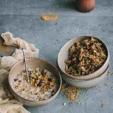 Quinoa Granola Recipe