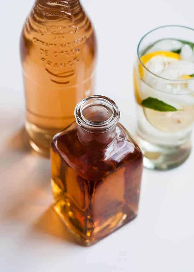 Apple Cider Vinegar Hair Rinse + Sugar Cravings Water | HelloGlow.co