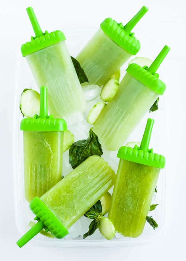 Cucumber Melon Spa Pop | HelloGlow.co