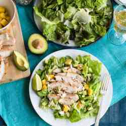 Jalapeno Lime Chicken Salad Recipe