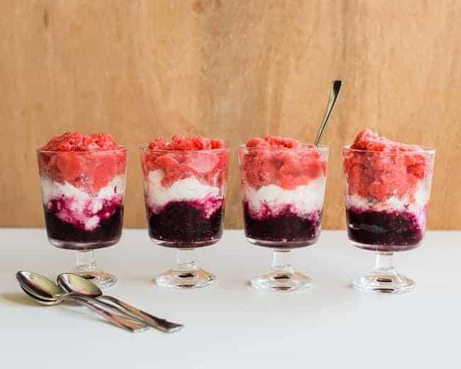 Frozen Granita Recipe |80 Make Ahead Freezer Meals