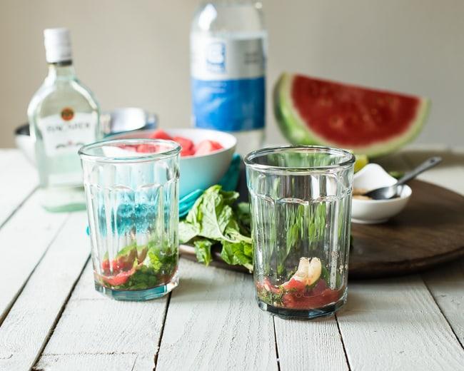 Minty Watermelon Mojito Recipe   HelloGlow.co