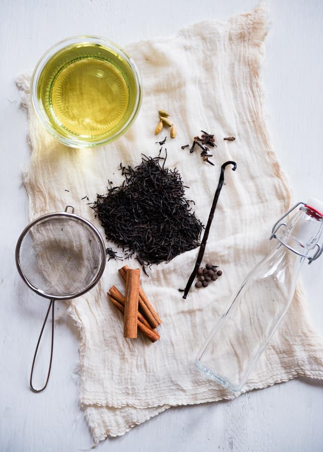 Vanilla Chai Body Oil | HelloGlow.co