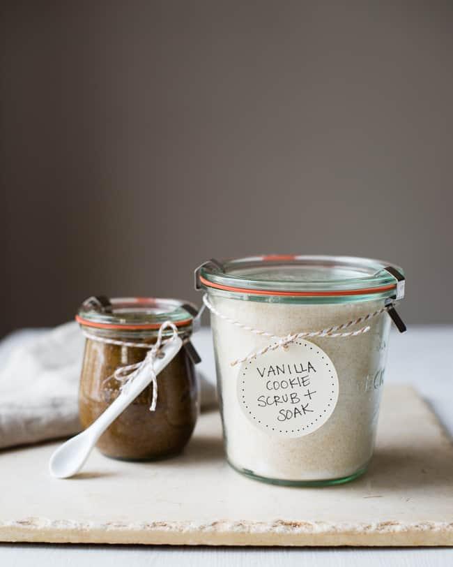 Vanilla Sugar Cookie Scrub + Soak   HelloGlow.co