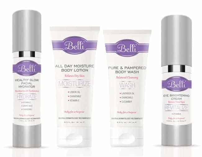 Belli Cosmetics Giveaway |HelloGlow.co