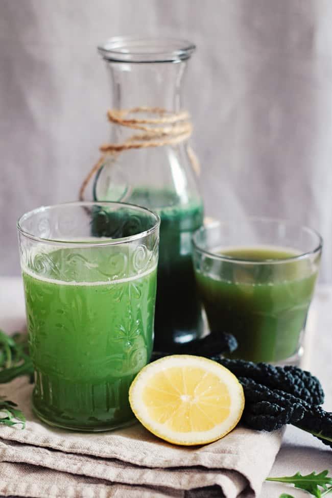 Liver Detox Juices