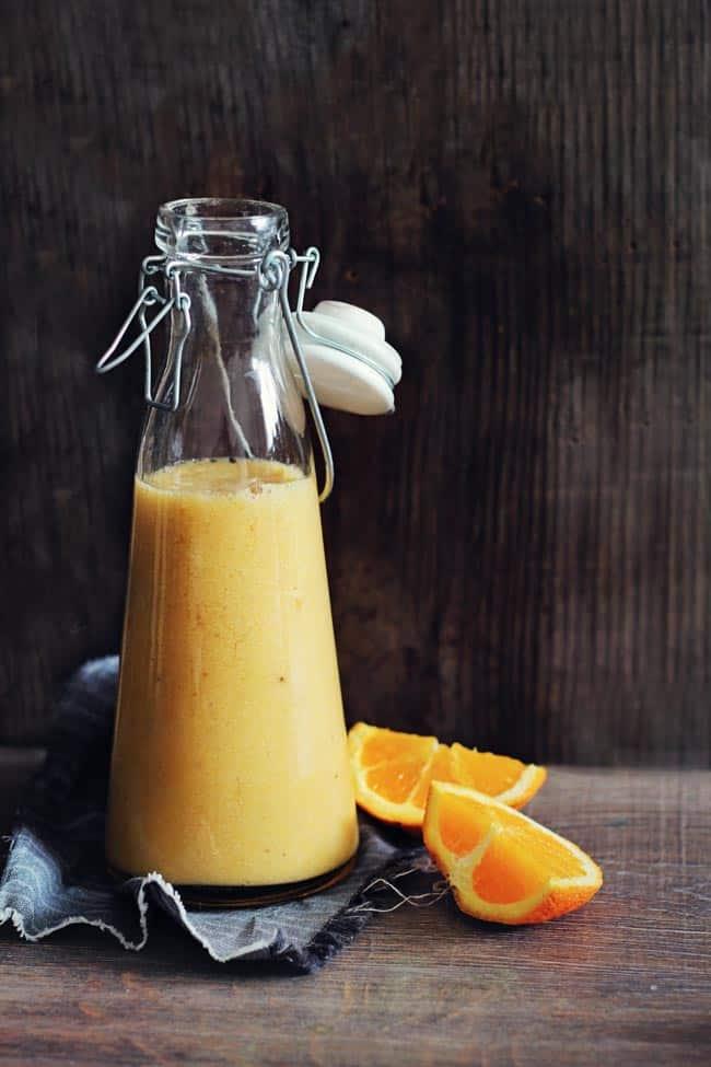 Citrus Coconut Energy Drink | 3 Homemade Energy Drinks