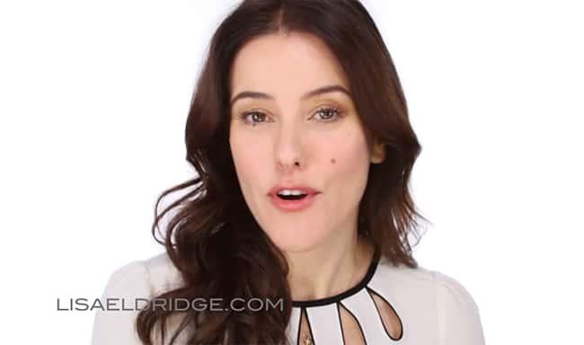 Dark circles under eyes by Lisa Eldridge | 13 Natural Makeup Tutorials