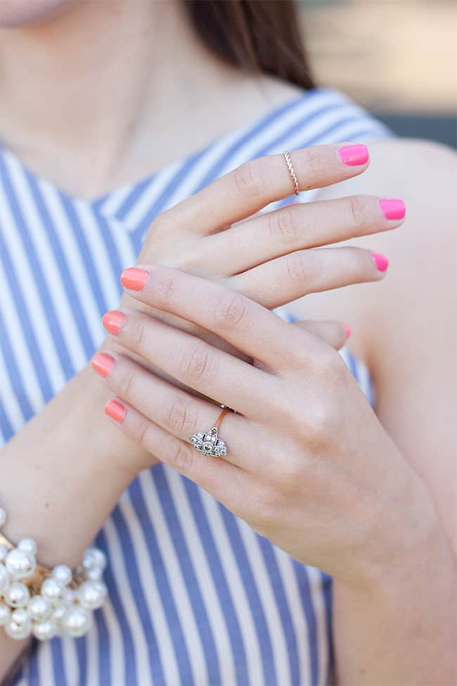 13 Ways to Wear Pink Nails