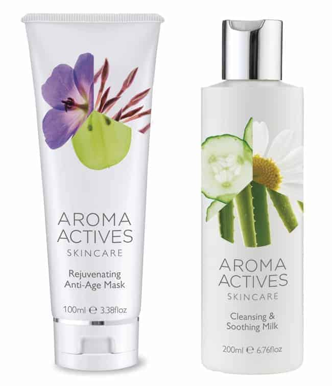 Aroma Actives Skincare Giveaway | HelloGlow.co