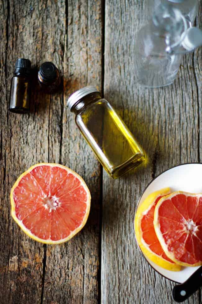 Grapefruit Cellulite Oil | 15 Beauty Uses for Olive Oil