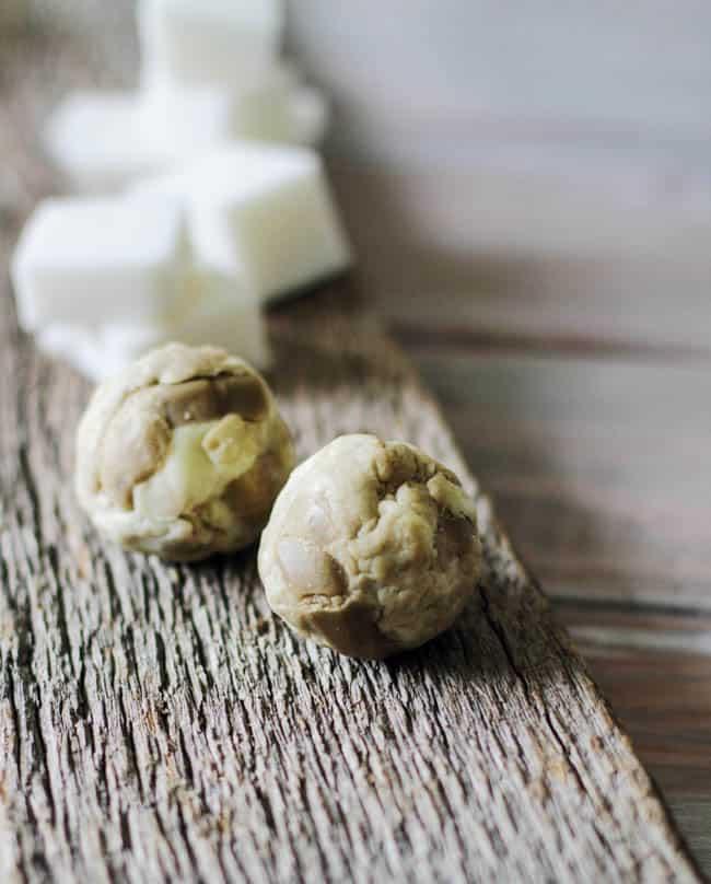 Coconut Sand Soap Recipe