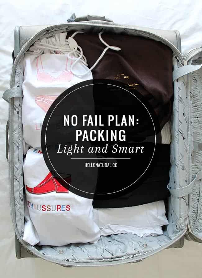 10 Smart Packing Tips
