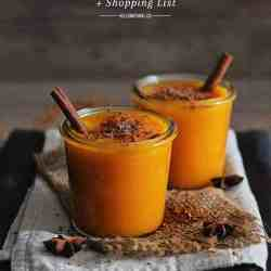 No-Fail Plan: 7 Days of Healthy Breakfast Smoothies + Shopping List