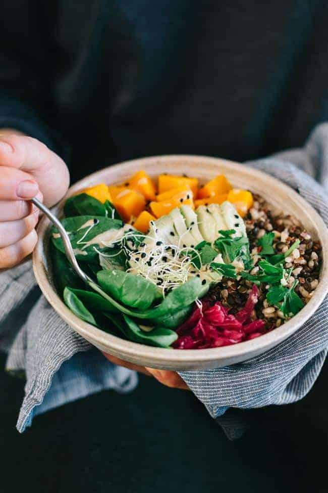 How to Make a Vegan Bowl Meal