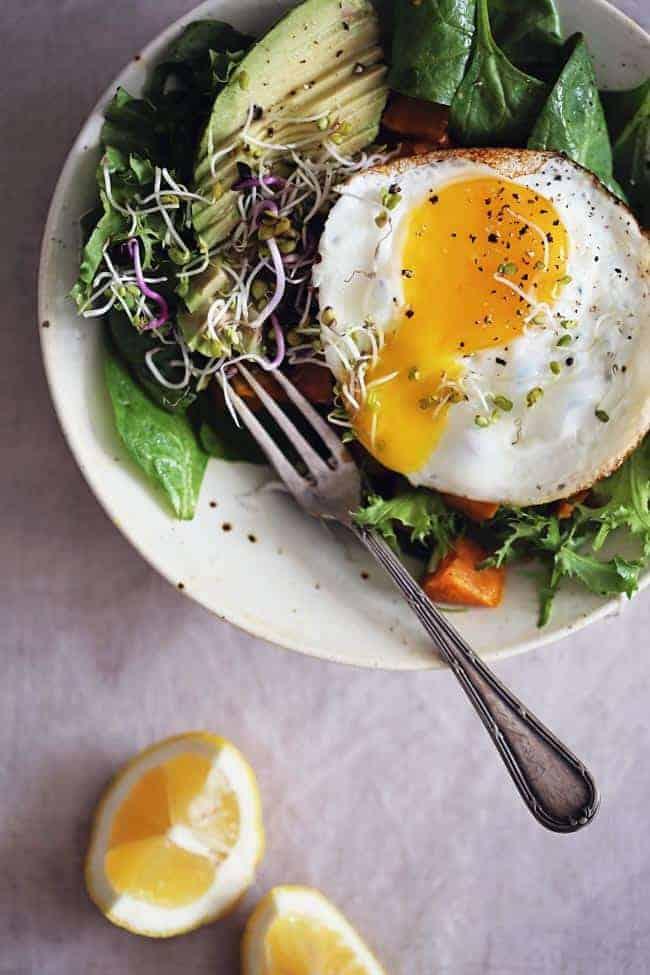 Make-Ahead Sweet Potato Breakfast Hash