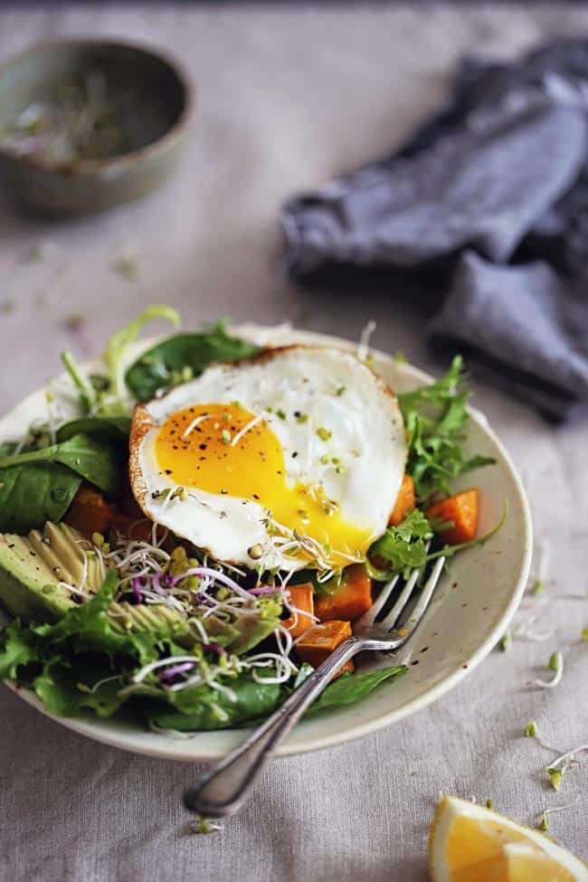 Easy Sweet Potato Hash for Breakfast