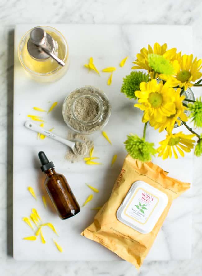 3-Part Spring Skincare Routine