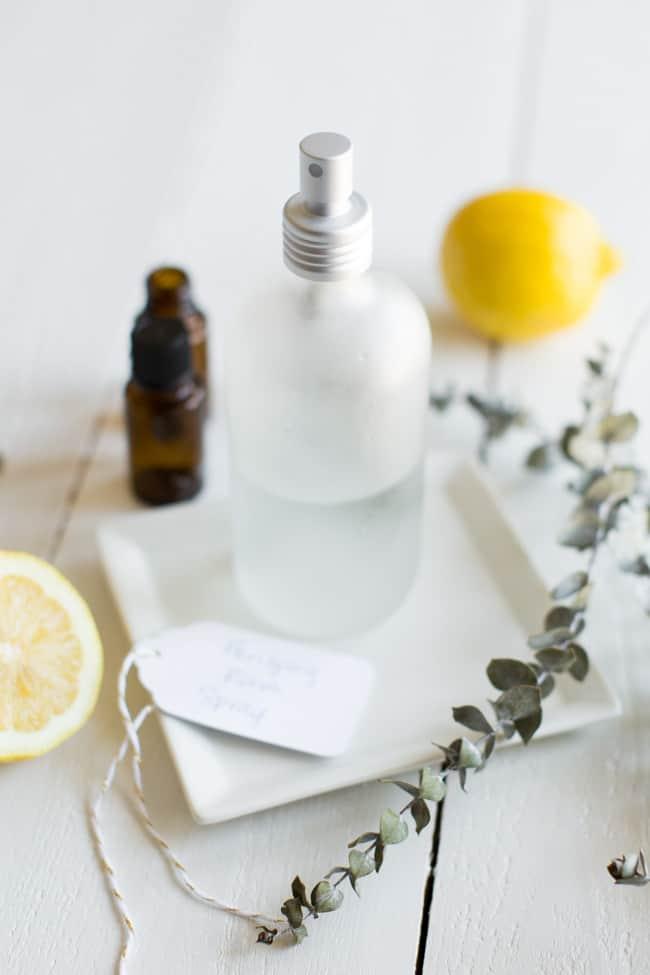Energy Boosting Room Spray | 4 Essential Oil Air Fresheners