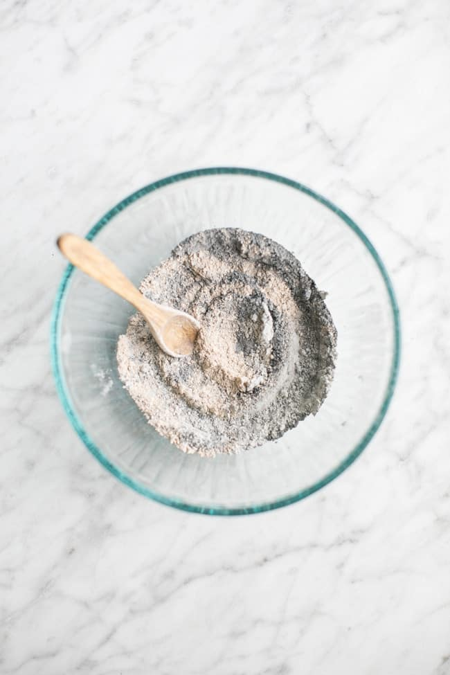 Clay and Charcoal Homemade Facial Cleanser