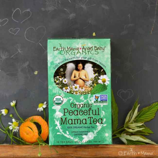 Peaceful Mama Tea   Pregnancy Skincare 101
