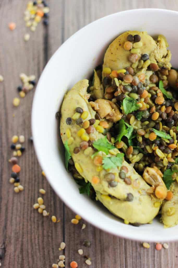 Cashew Curry Chicken