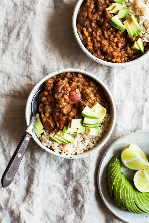 Two Lentil Chili