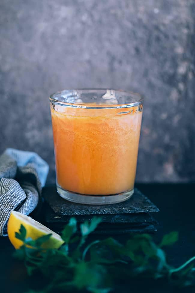 Carrot Blessings Juice