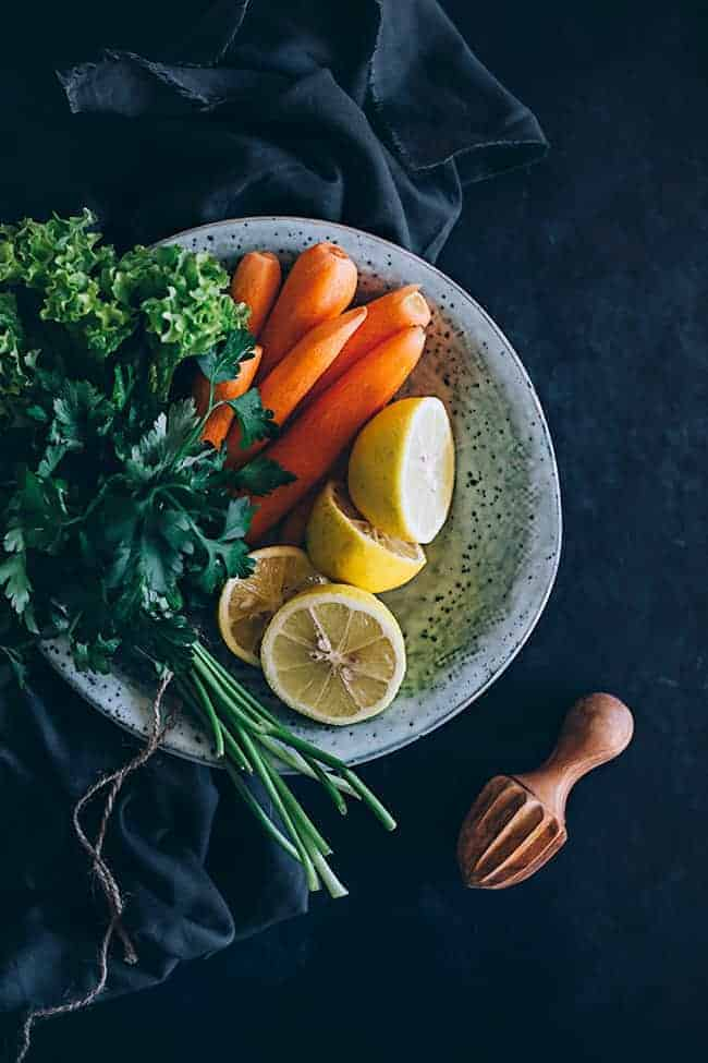 2 Carrot Drinks to Detox Your Body + Boost Your Immune System