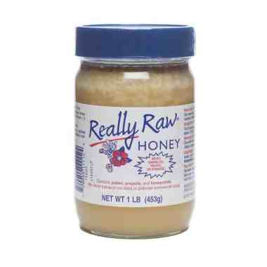 Really Raw Honey