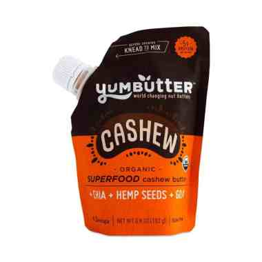 Yumbutter Superfood Cashew Butter