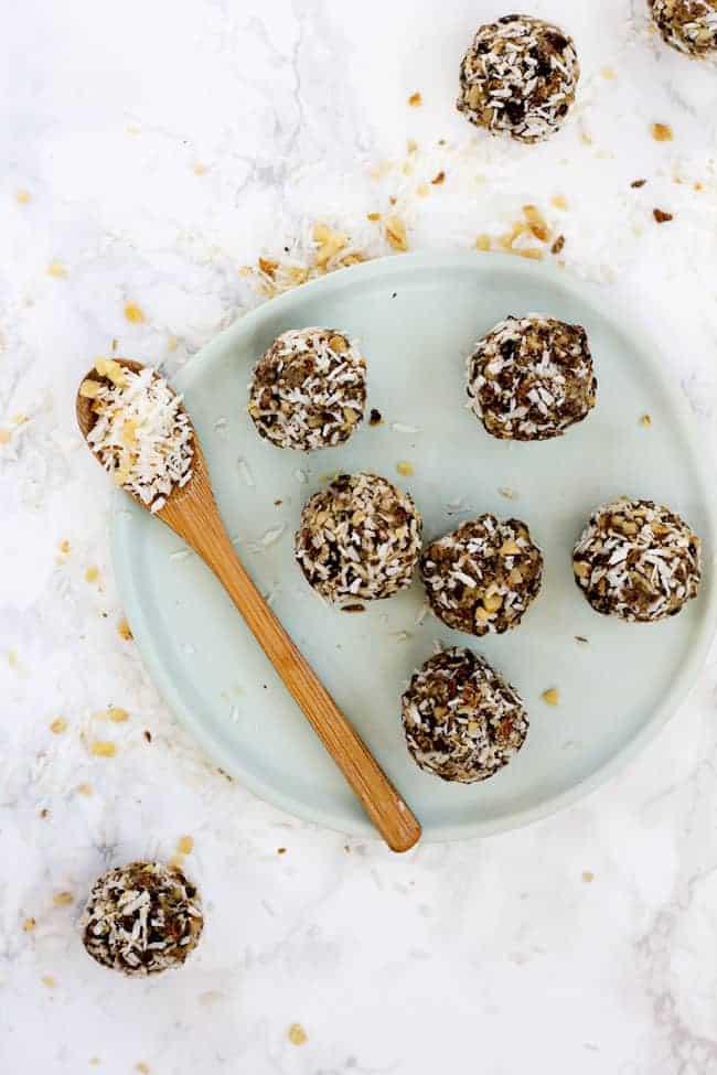 Grain-Free Superfood Energy Balls
