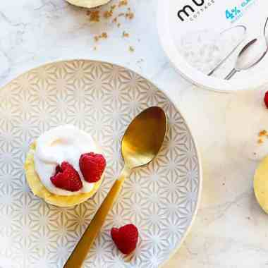 Mini Cheesecakes You Can Eat For Breakfast? Yes, Really.