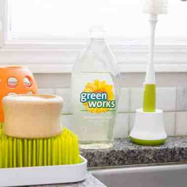 A Green Daily Cleaning Routine To Keep Your House Tidy