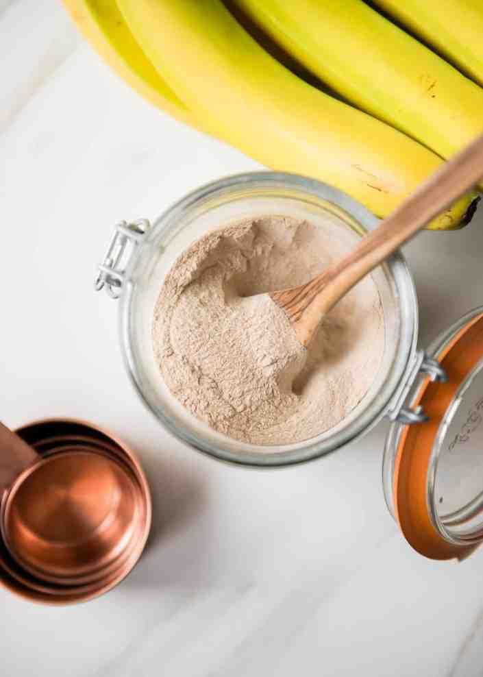 Green Banana Grain-Free Flour