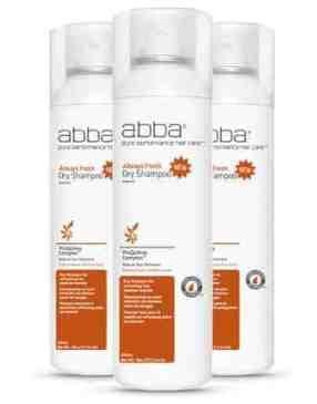 ABBA Dry Shampoo