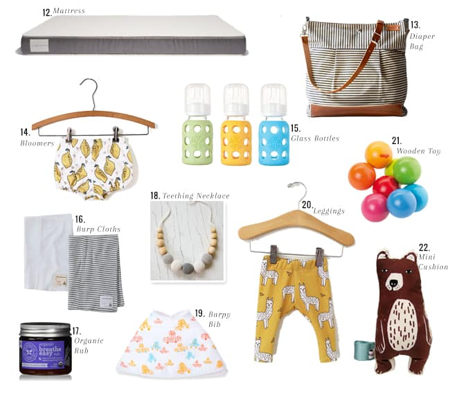 The Obsessive Mom's Guide to Green + Nontoxic Baby Products
