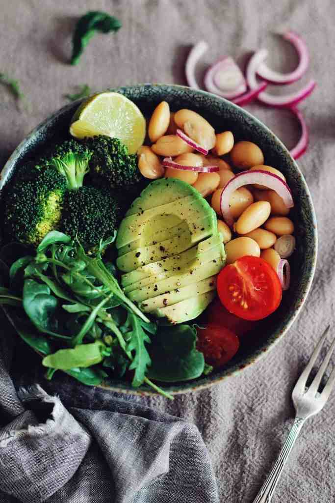 Hello Simple Summer Lunch: Nourishing Veggie Bowls