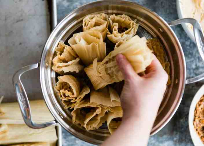 How To Make Homemade Tamales - It's easier than you think! | HelloGlow.co