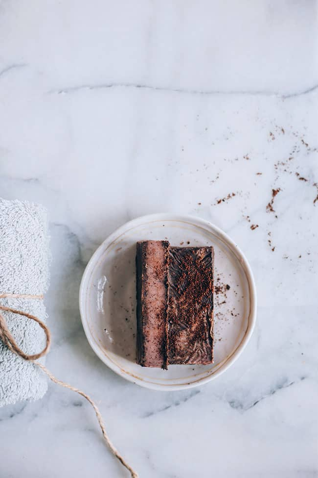 Banish Cellulite With These DIY Caffè Mocha Soap Bars